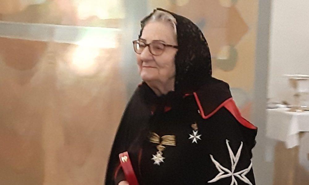 dr n. med. Grażyna Zengteler Dama Maltańska