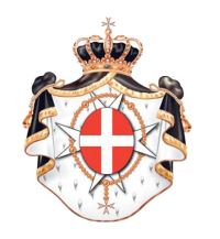Herb Suwerennego Zakonu Maltańskiego
