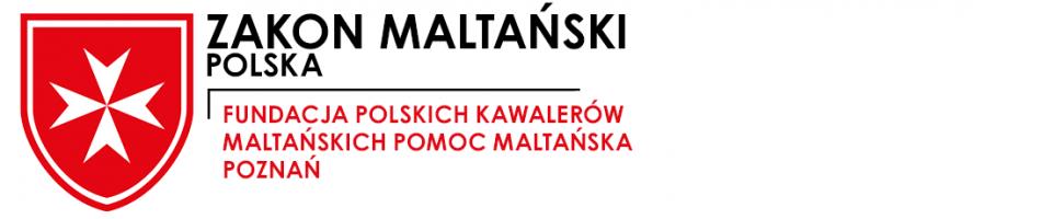 Logo Fundacja Pomoc Maltańska Poznań
